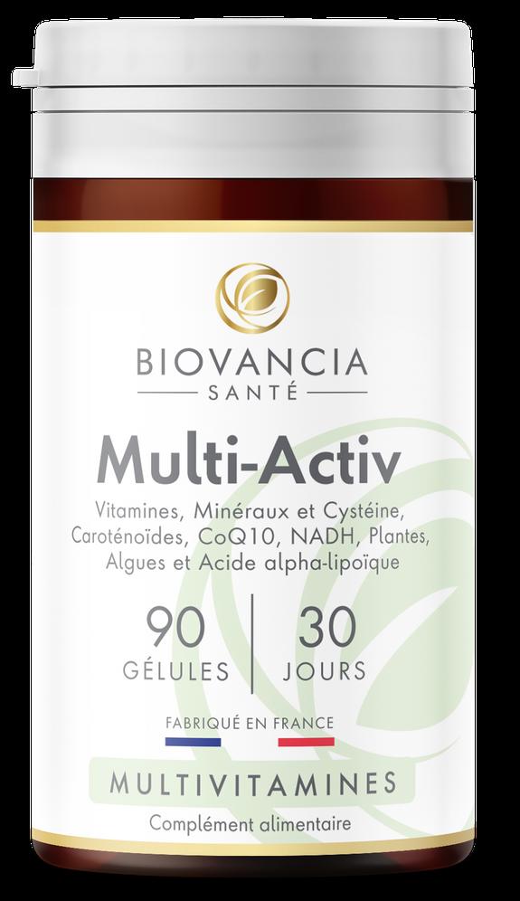 Biovancia Santé - 9 min1200 1