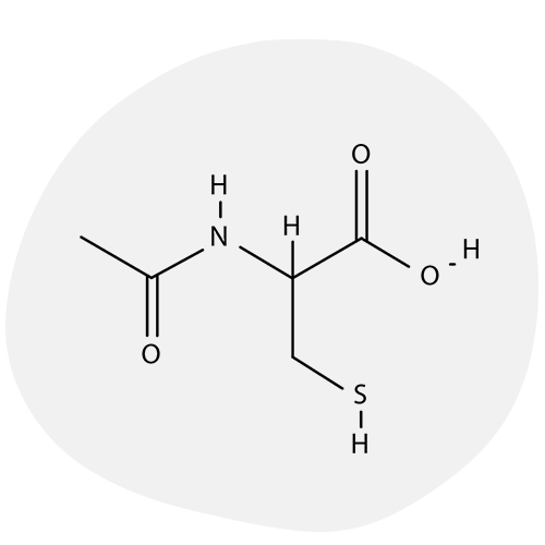N-acétyl-cystéine