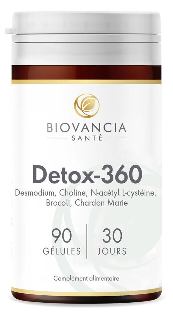 Biovancia Santé - WP DTX Packshot