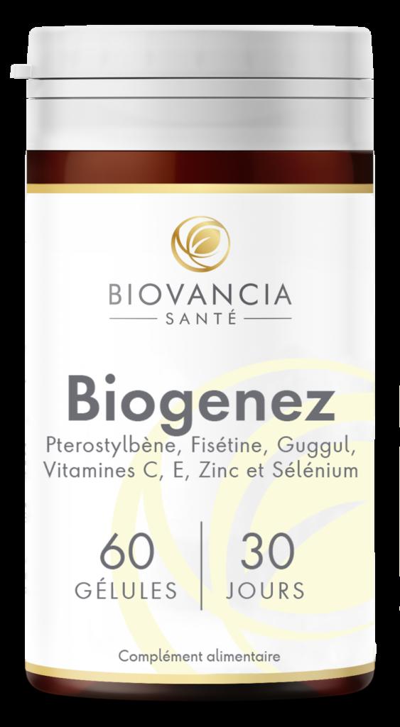 Biovancia Santé - BGZ Biogenez Pilulier Canva 1
