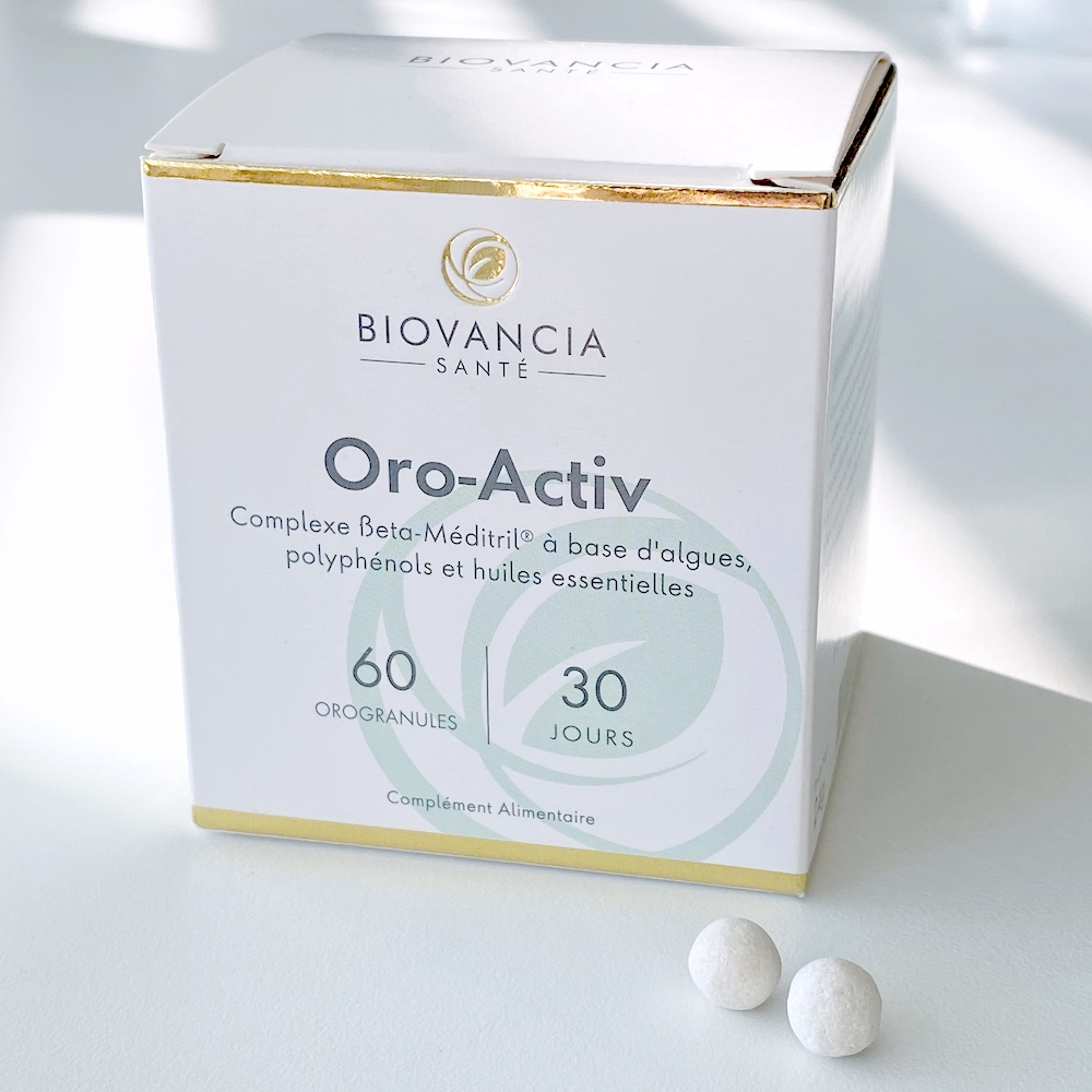 Biovancia Santé - orogranules